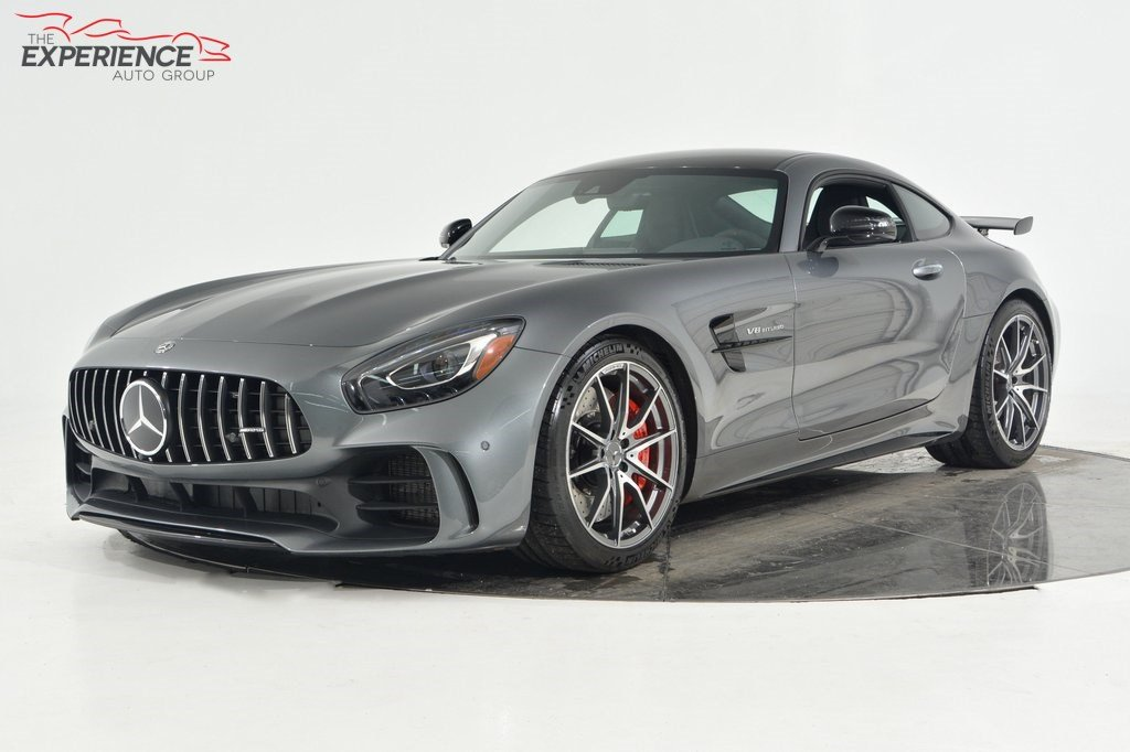 Pre-Owned 2019 Mercedes-Benz AMG® GT AMG® GT R
