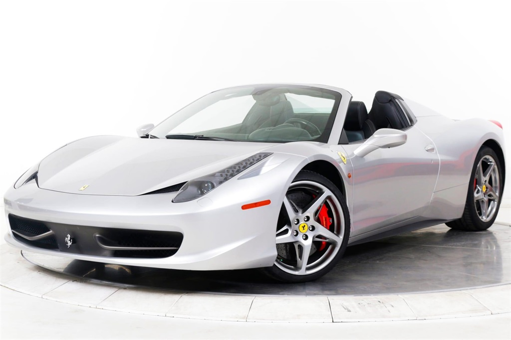 Used Ferrari 458 Italia Plainview Ny