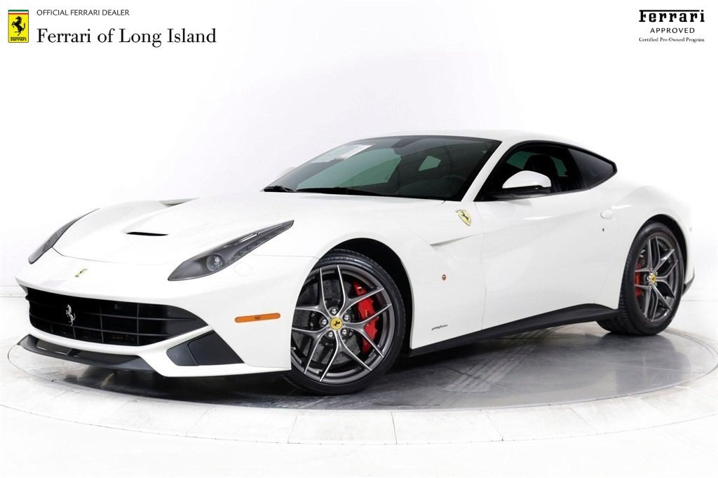 Pre-Owned 2017 Ferrari F12 BERLINETTA