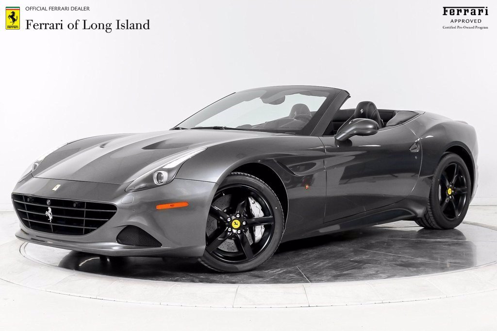 Pre-Owned 2015 Ferrari CALIFORNIA T