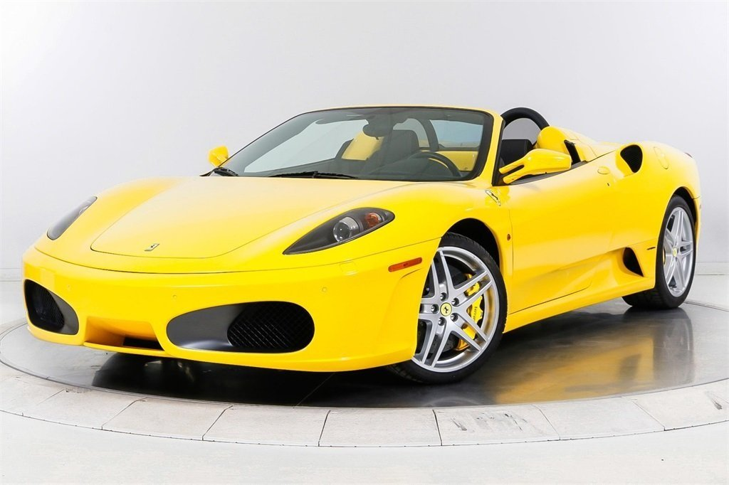 Certified Pre-Owned 2008 Ferrari F430 SPIDER F1